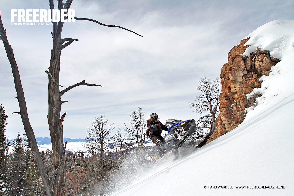 Life As A Backcountry Guide In Montana Freerider Snowmobile Magazine