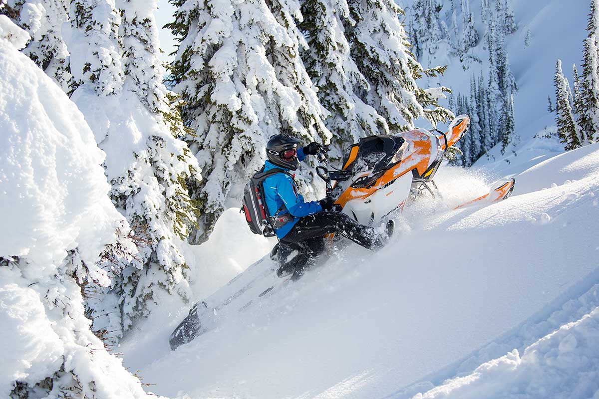 "Ski Doo Freeride >> 2017 Ski-Doo Summit X 850 E-TEC 165"" - Freerider Snowmobile Magazine"